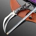 G10 ручка кемпинг Тактический нож Соединенные коготь karambit Скорпион мачете фиксированным лезвием карманный нож охотничьи ножи инструмент выживания