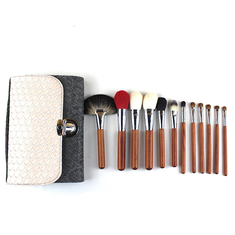 newmakeup brushes professional 26 Pcs Cosmetic Makeup Brush Set /Foundation eyebrow brush facial blush Brushes for make up kit