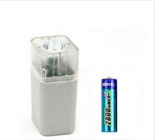 1 шт. kentli 1.5 В 3000mWh литий-полимерный литий-ионный аккумулятор АА батареи + 4 слота Зарядное устройство с светодиодный фонарик