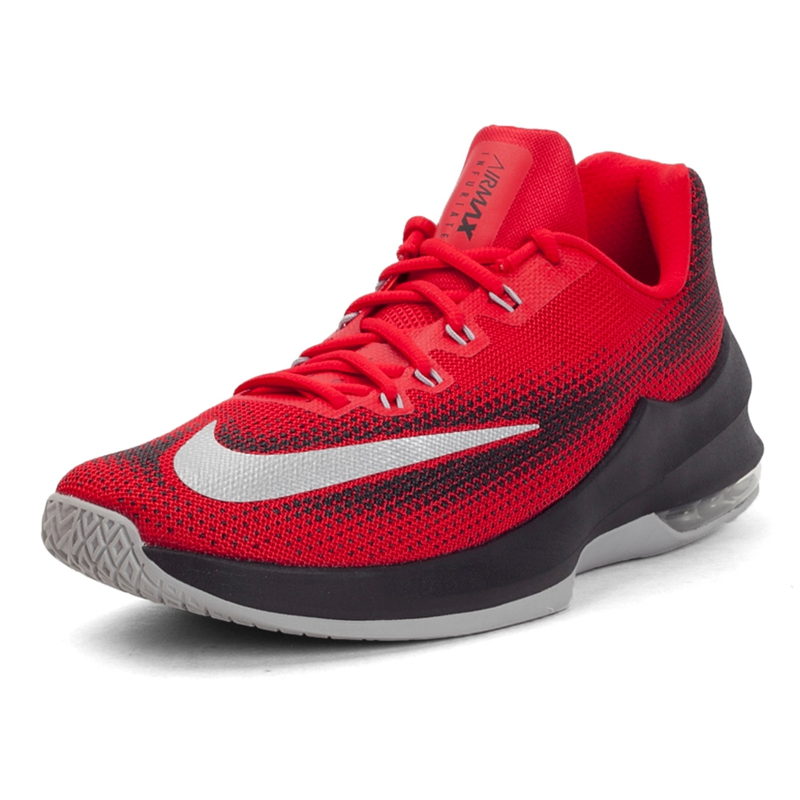design de qualité 6e59b c4996 US $135.17 26% OFF|Original NIKE Originals AIR MAX INFURIATE LOW Thread EP  Men's Breathable Basketball Shoes Sport Outdoor Sneakers Comfortable-in ...