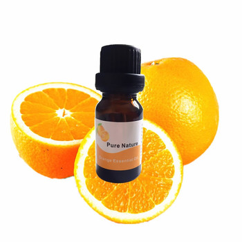 10ml Best Effect Brazil Orange Fragrance Essential Oils For Diffuser Spa Balance Skin PH Essential Oil
