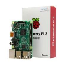 2016 New Raspberry Pi 3 SBC RPi 3 Model B 1GB RAM LPDDR2 BCM2837 Quad-Core Original Element 14 Version