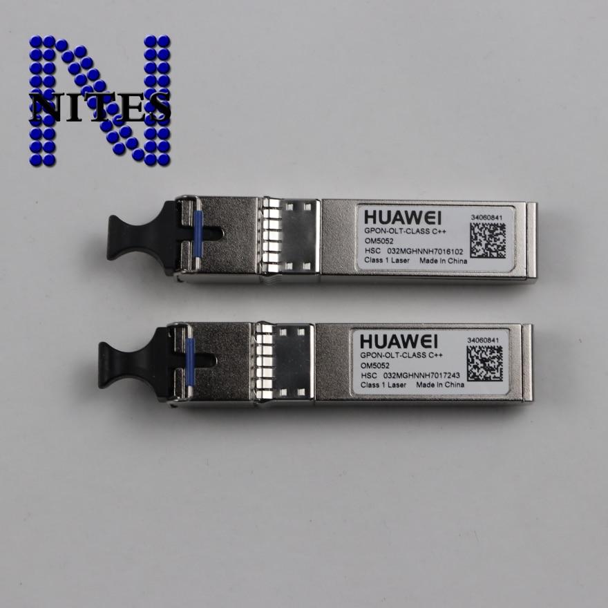 Single Mode Sfp Transceiver Use For Gpon Board,om5052 Aromatic Flavor Sporting Original New Hua Wei Gpon Olt Class C+ Module