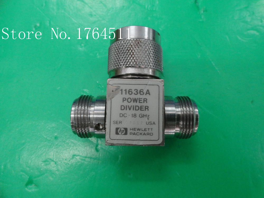 [BELLA] Original 11636A A Two DC-18 GHz Power Divider