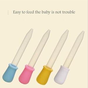 Image 1 - Диспенсер для детской медицины, соковыжималка, медицинское устройство, капельница, медицинское оборудование, соска для кормления, ложка, силиконовая соска для детей