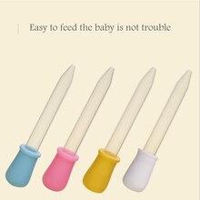 תינוק רפואת dispenser מסחטה רפואי מכשיר טפטפת האכלת רפואי ציוד מזין פטמת כפית סיליקון פטמת תינוק