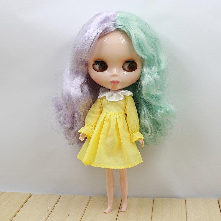 Neo Blythe Doll Autumn Dress 4