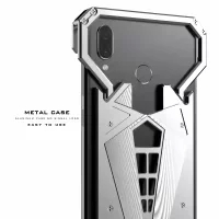 Luxury Aluminum Metal Case For Huawei Honor Play Cover Powerful Armor Shockproof Bumper Case Metal Frame Cover For Honor Play