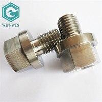 Waterjet Stone Cutting Machine Waterjet Spares HP Sealing Head Part 05116777