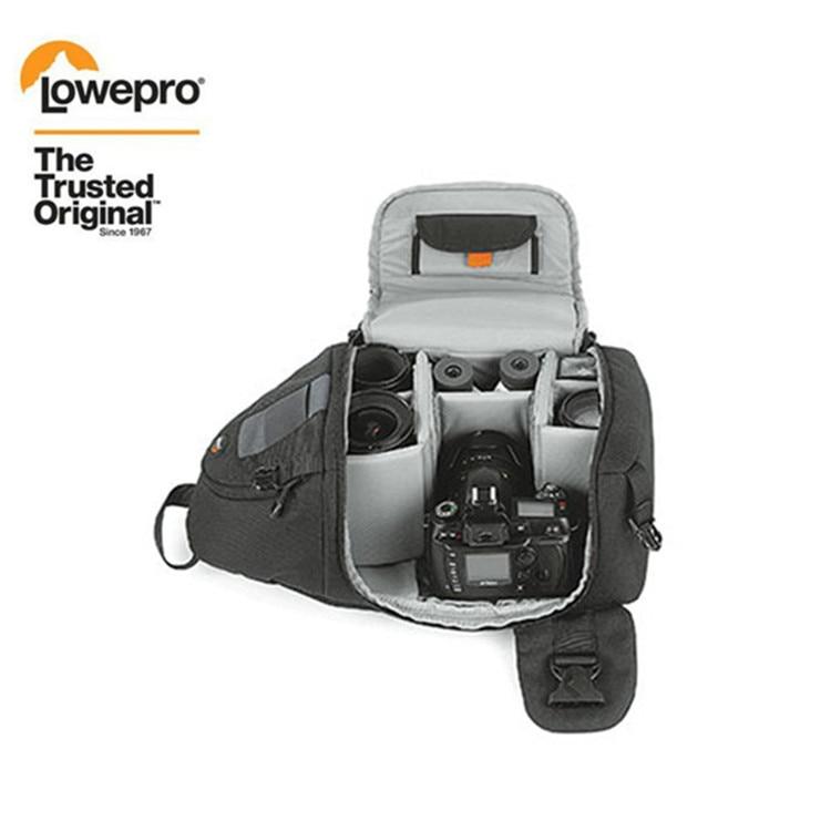 LOWEPRO SLINGSHOT 200 AW กล้อง DSLR,ORIGINAL,ใหม่-ใน กระเป๋ากล้อง/วิดีโอ จาก อุปกรณ์อิเล็กทรอนิกส์ บน AliExpress - 11.11_สิบเอ็ด สิบเอ็ดวันคนโสด 1