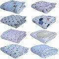 Baby Blanket Cotton 120x120cm Baby Wrap Swaddling Blanket Aden Anais Muslin Baby Swaddle Cotton Baby Muslin Blanket Newborn