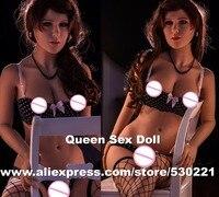 新しい148センチトップ品質ブラックシリコーンセックス人形でスケルトン