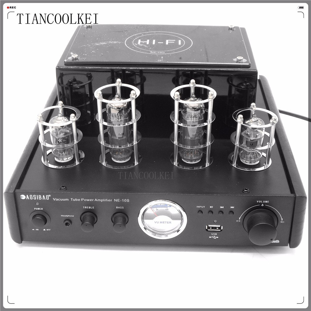 Home Audio Amplifiers & Preamps 2*25W Nobsound MS-10D MKII Hifi2.0 ...