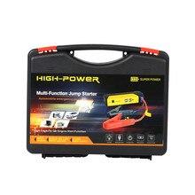 13600mAh Upgraded Version Car Emergency Power Supply Starter 12V Power Bank 4USB Interfaces for vehicles travel Bank Starter