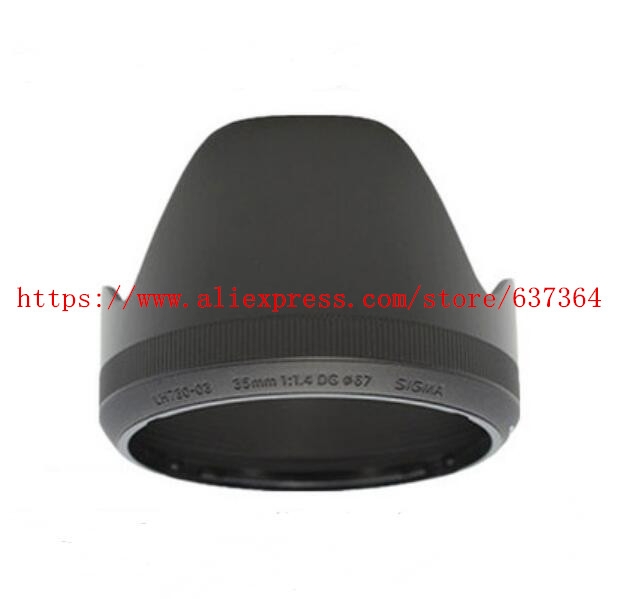 NEW Original 35 1.4 ART Lens Front Hood Ring ( LH730-03 ) For Sigma 35mm F/1.4 DG HSM Art Camera Repair Part Unit