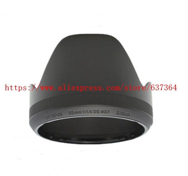 NEW Original 35 1.4 ART Lens Front Hood Ring ( LH730-03 ) For Sigma 35mm F/1.4 DG HSM Art Camera Repair Part Unit