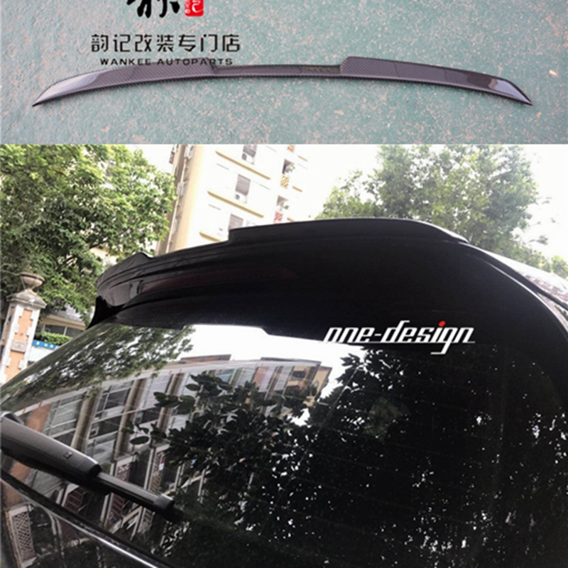Golf 7 MK7.5 Carbon Fiber Auto Car Roof Spoiler Wing for Volkswagen VW Golf mk7 VII Golf7.5 2014-2017 cool 20 inches camouflage boy scooter suitcase men trolley case extrusion students backpack business travel luggage boarding box
