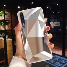 Чехол для samsung Galaxy A40 A20 роскошный блестящий чехол с бриллиантами для samsung Galaxy A50 A30 A70 M30 M20 M10 A10