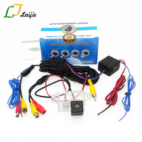 Laijie Auto Camera For Mitsubishi Mirage Hatchback 2012~Present / HD CCD Night Vision Car Reverse Parking Rear View Camera