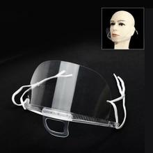 البيئة قابلة لإعادة الاستخدام البلاستيك الفم قناع الوجه للحاجب تجميل دائم/الوشم/صالون تجميل Microblading الملحقات العرض