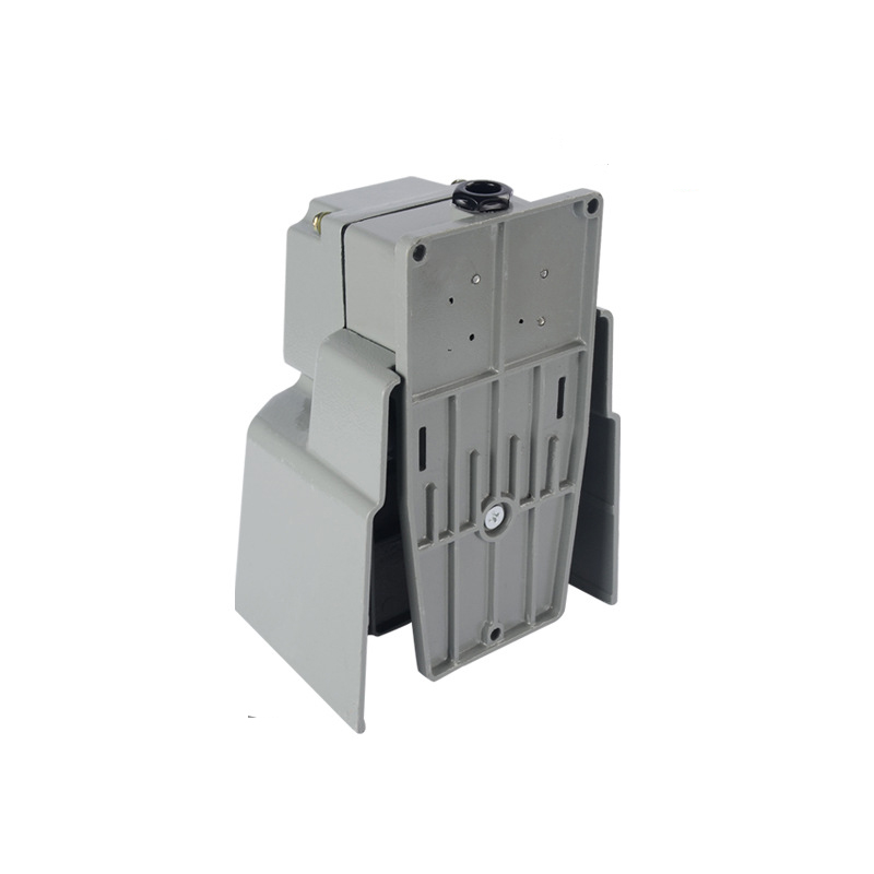free shipping LT 6 380VAC 250VDC high quality floor light satety electrical foot pedal switch from China manufacturer in Switches from Lights Lighting