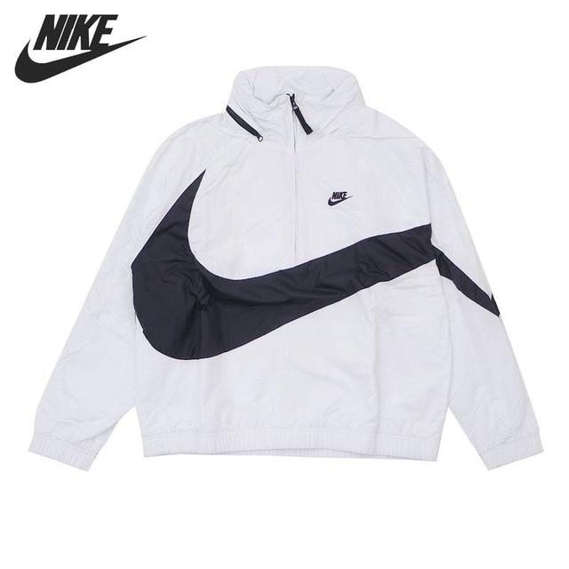 Original New Arrival 2018 NIKE NSW JKT HD ANRK QS Men's jacket Hooded Sportswear