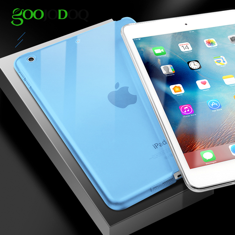 For iPad Mini 1 2 3 4 Case Mini 5 2019 Silicone Soft Back Shell Cover Ultra-thin Clear Gel  Skin Protector for iPad Mini 4 CoqueFor iPad Mini 1 2 3 4 Case Mini 5 2019 Silicone Soft Back Shell Cover Ultra-thin Clear Gel  Skin Protector for iPad Mini 4 Coque