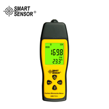 Handheld Carbon Monoxide Meter Portable CO Gas leak Detector Gas Analyzer High Precision detector de gas Monitor tester 1000ppm 1 pc handheld carbon monoxide co monitor detector meter tester 0 1000ppm gm8805 brand new