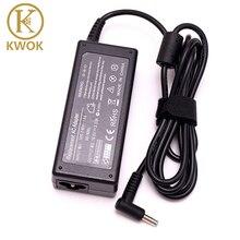 Carregador universal para notebook, carregador adaptador de fonte de alimentação para notebook ac para hp laptop envy4 envy6