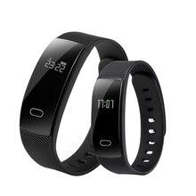 QS80 Bluetooth Умный Браслет Браслет Браслет Сердечного ритма Сидячий Напоминание Сна Мониторинга для IOS Android Смартфон P40