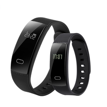 QS80 Bluetooth Good Band Bracelet Wristband Coronary heart Charge Sedentary Reminder Sleep Monitoring for IOS Android Smartphone P40