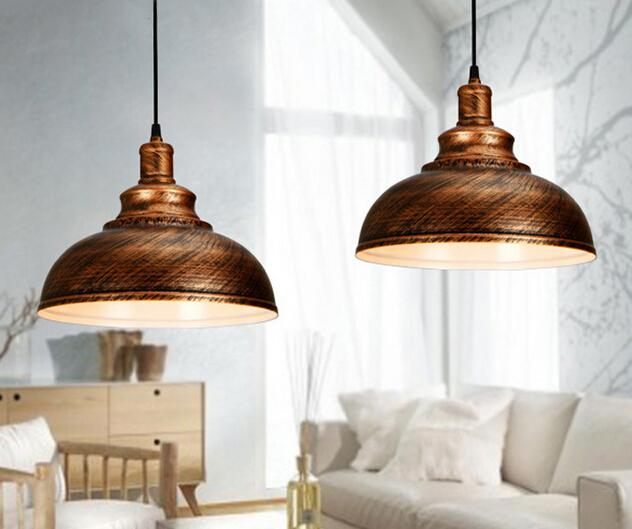 Americian Country Loft Style Iron Pendant Light Industrial Retro Dining Room Light Cafe Restaurant Light Free Shipping industrial style restaurant light solid wood dinging room pendant light american country wrought iron cafe lights free shipping