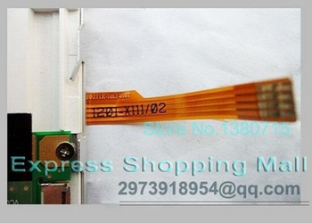 New Original touch screen glass Panel 1201-X111/01 02 ForTextile machine touch screen glass