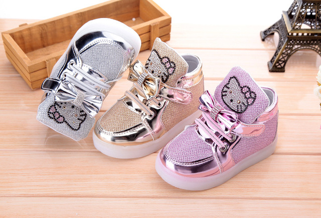 Hello Kitty Cute Baby Shoes