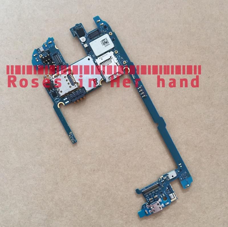imágenes para H818 completo de Trabajo Abierto Original Para LG G4 32 GB Dual-SIM Placa Base Placa Madre Lógica Lovain MB Placa