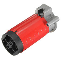 Red Air Compressor 12V Air Brush For Air Horn Boat Car Truck Auto Vehicle Electric HT