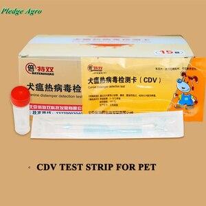 Image 3 - 15PCS חיות Perro כלבלבת וירוס מבחן כרטיס וטרינרית אנטיגן מבחן חתול כלבים Parvovirus מבחן כרטיס (CPV)(Colloidal זהב שיטת)