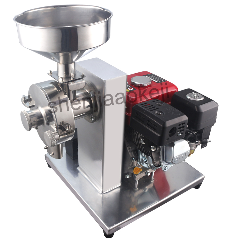 Commercial Stainless Steel grinding machine Mill Grain Mixer Food Grinder Mill Grinding Machine home medicine powder crusher great value food grinder stainless steel swing milling machine small powder grinding machine home commercial electric flour mill