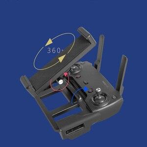 Image 4 - Металлический держатель для пульта дистанционного управления DJI, держатель для планшета, опорный лоток для телефона DJI MAVIC Air 2 /PRO /Air /Mavic 2 /Mavic MINI /Spark