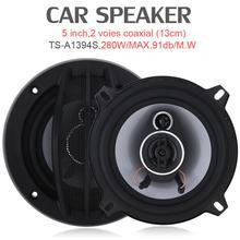 TS-A1394S 5 Inch 280W Car HiFi Coaxial Speaker Vehicle Door