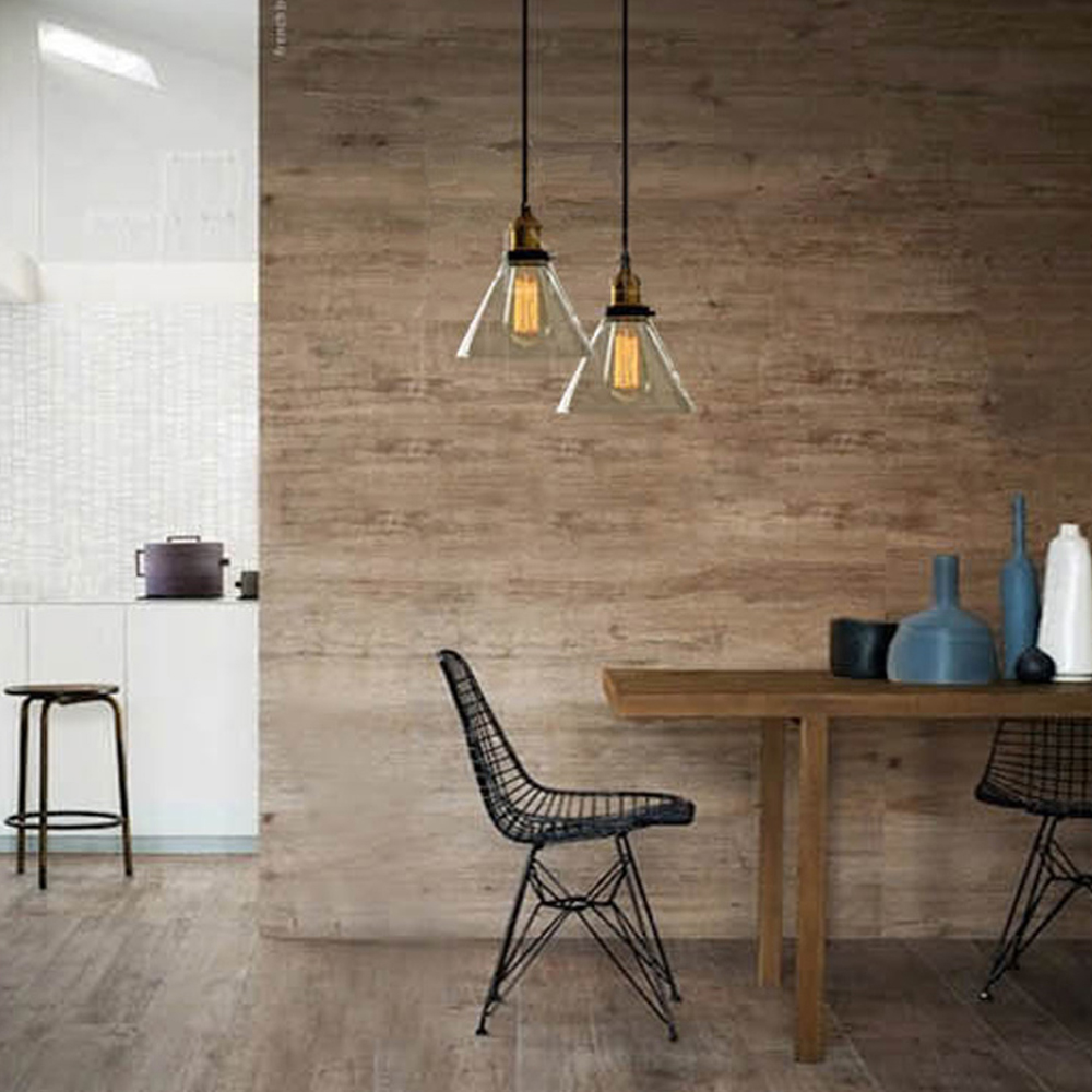 Luci Led Per Cucina us $37.85 34% off|mini pendant lights vintage industrial clear glass shade  lighting fixtures modern kitchen island office hotel led ceiling