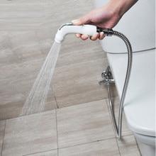 Wetips Handheld Sprayer Douche Shattaf Bathroom Shower Toilet Spray Muslim Shower Toilet Water Sprayer Shower Toilet Bidet Spray
