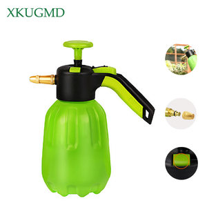 Hot New 1.5L Garden Watering Can Home Cleaning Potted Irrigation Air Pressure Sprayer Garden Plant Sprinkler Tool