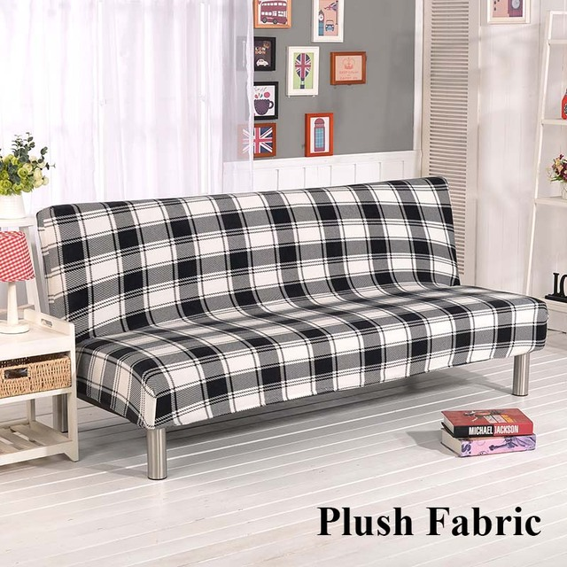 DFH Velvet Sofa Set One  Four High End Stretch Sofa Sets Black And White