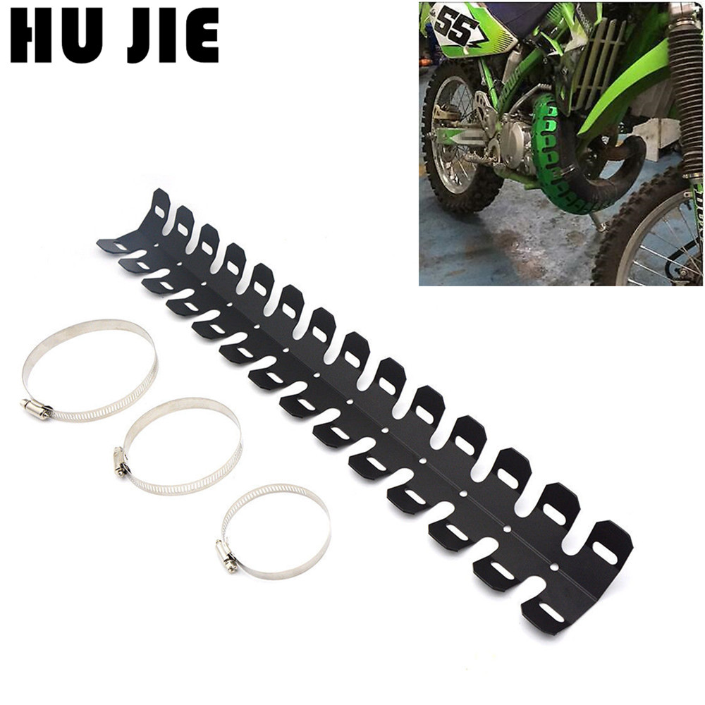 Exhaust & Exhaust Systems Automobiles & Motorcycles For Ktm Sx/xc 65 85 105 150 250 300 400 450 525 Exc Husaberg Motorcycle Exhaust Muffler Pipe Leg Protector Heat Shield Cover Traveling