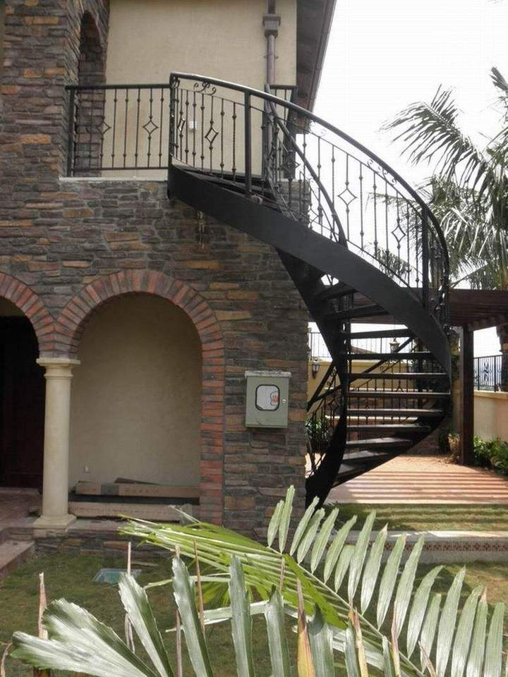 Metal Staircase Design Iron Stair Railing Interior Interior Stairs | Steel Spiral Staircase Design | Concrete | Outdoor | Wood | Structural | Cast Iron