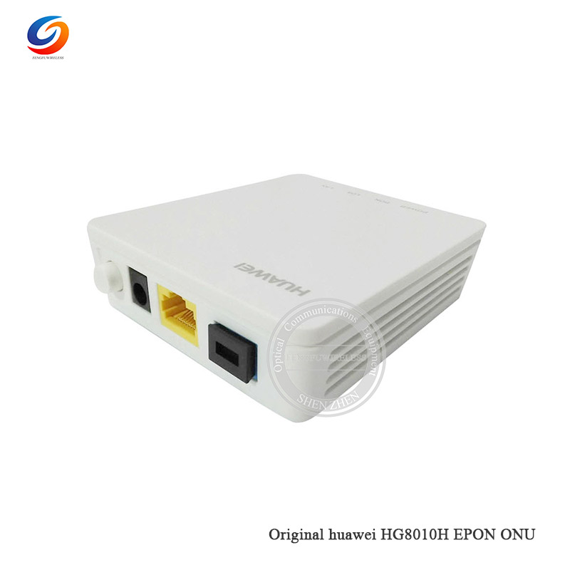Able New 5 Pcs Hua Wei Hg8010h Hg8010 Epon Onu With 1ge Ont Apply To Ftth Mode English Fiber Optic Equipments Cellphones & Telecommunications