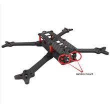 FlowRide Freestyle 5 inç çerçeve FPV yarış Quadcopter drone ile 2mm üst plaka 4mm arms