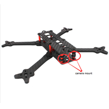 FlowRide Freestyle 5 zoll Rahmen FPV racing Quadcopter drone mit 2mm top platte 4mm arme