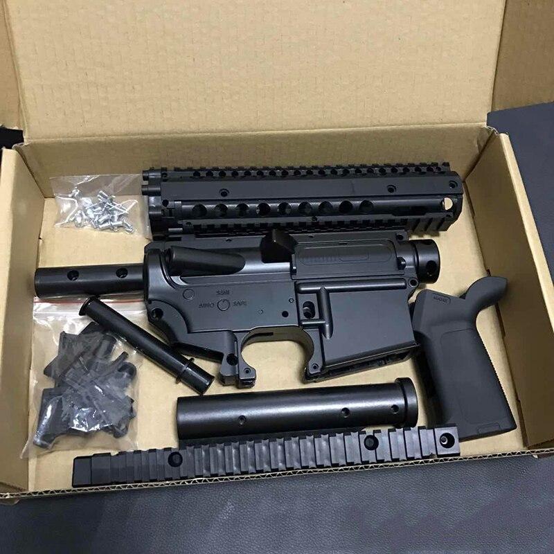 Zhenduo jouet MK18 coquille jouet Gel balle pistolet accessoires enfants plein air passe-temps Gu pour cadeau de noël